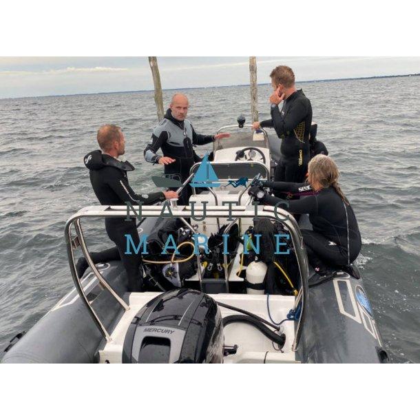 Speedbåd PLUS  31 Juli Greve - Mosede Havn